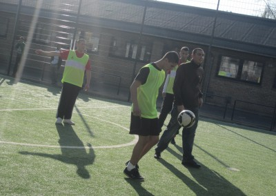 fodboldstævne banen 2011